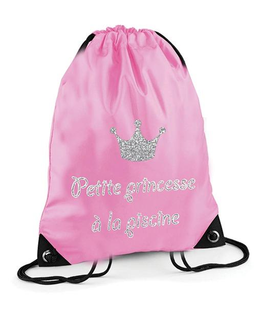 Sac Piscine Rose