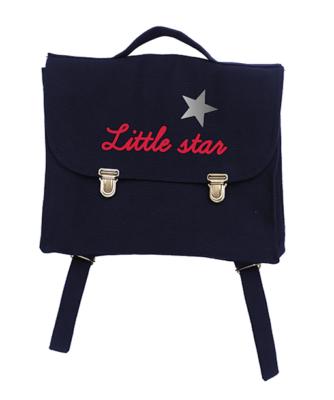 Cartable Marine Little Star Rouge
